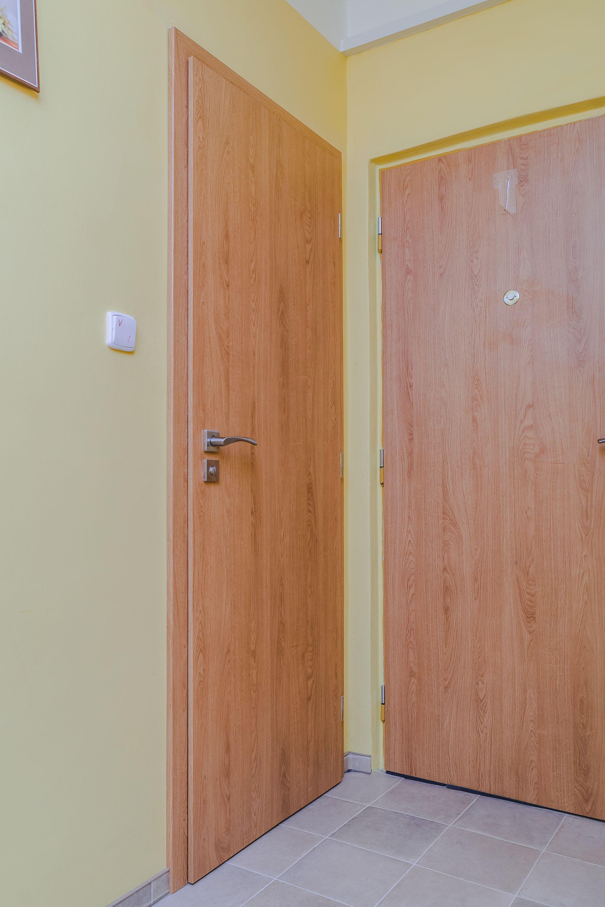 Interiérové dveře - Buk