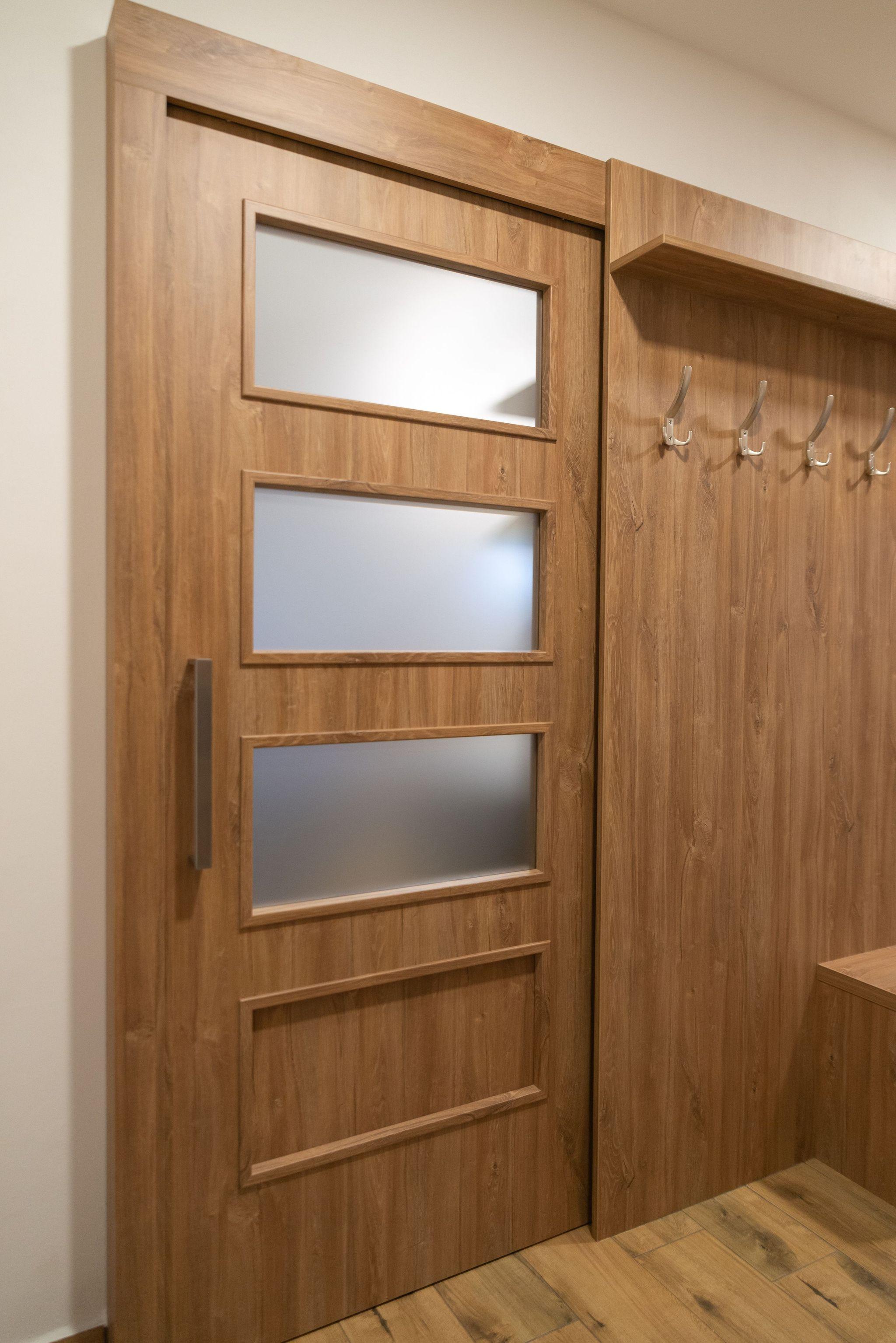 Interiérové dveře - Dub