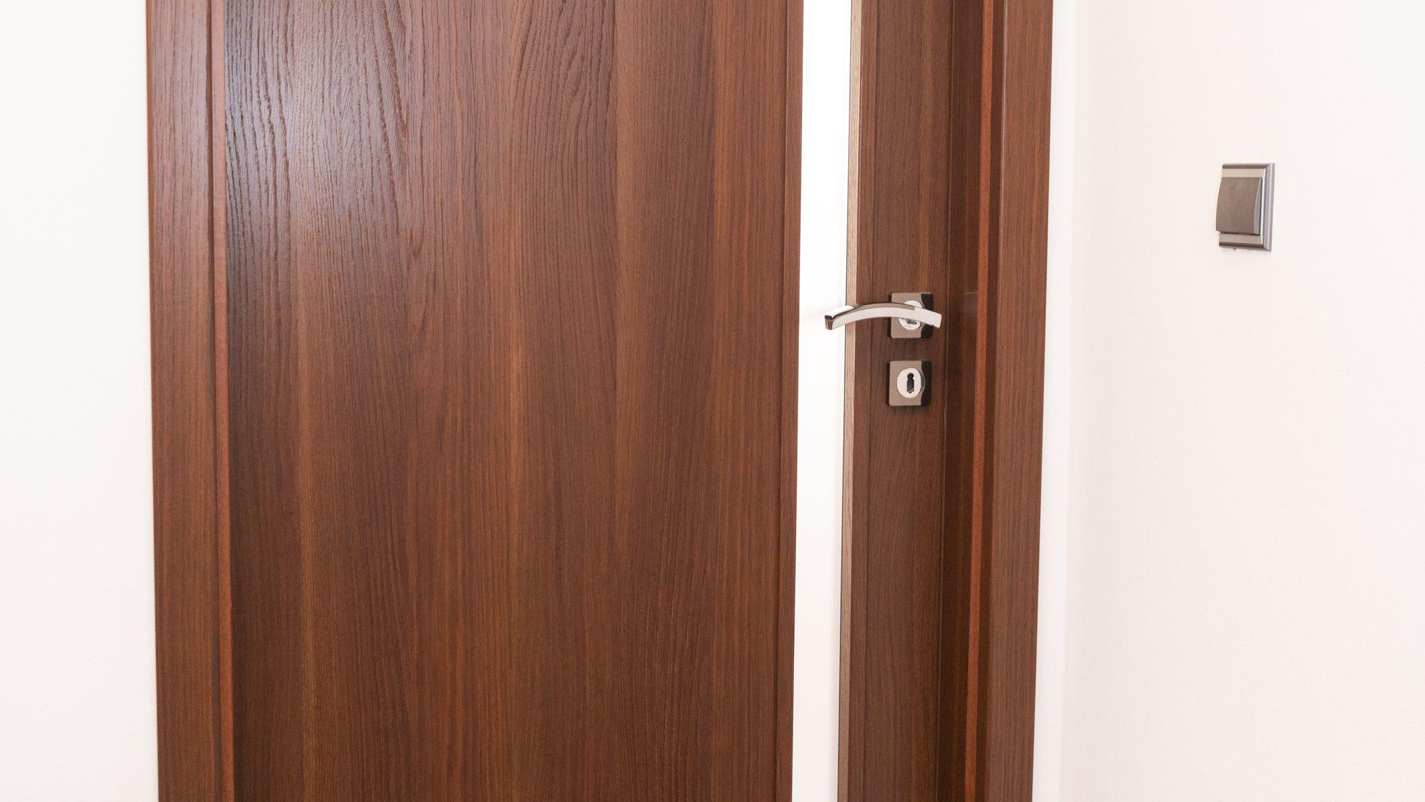 Interiérové dveře - Ořech