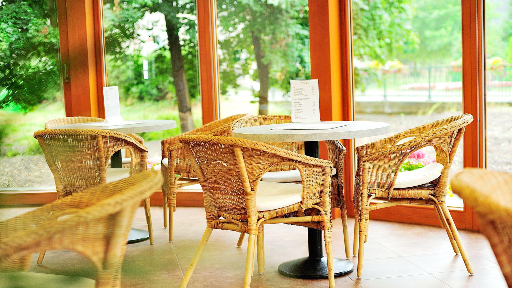 Kavárna a penzion