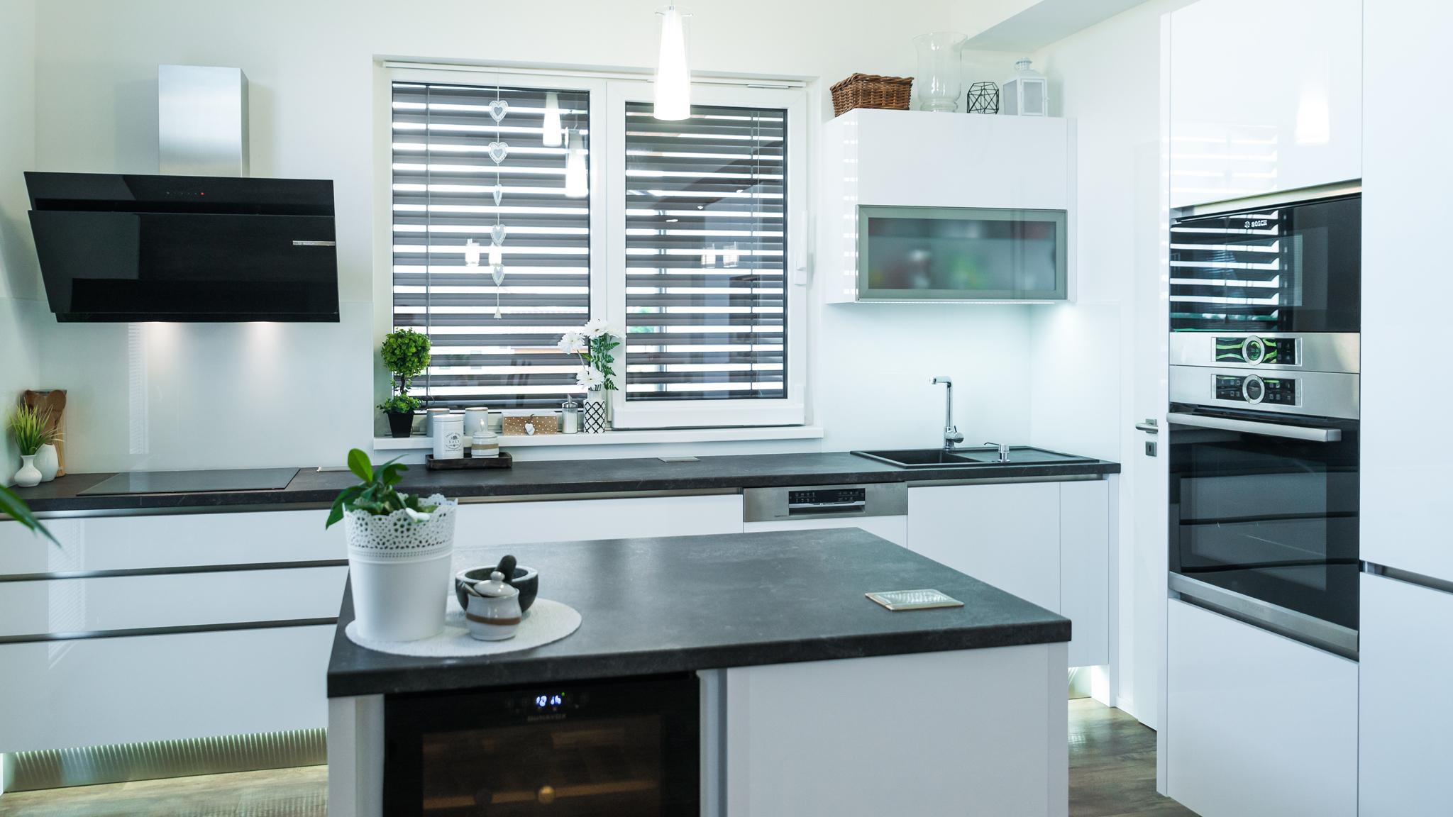 Kuchyňské linky - fotogalerie