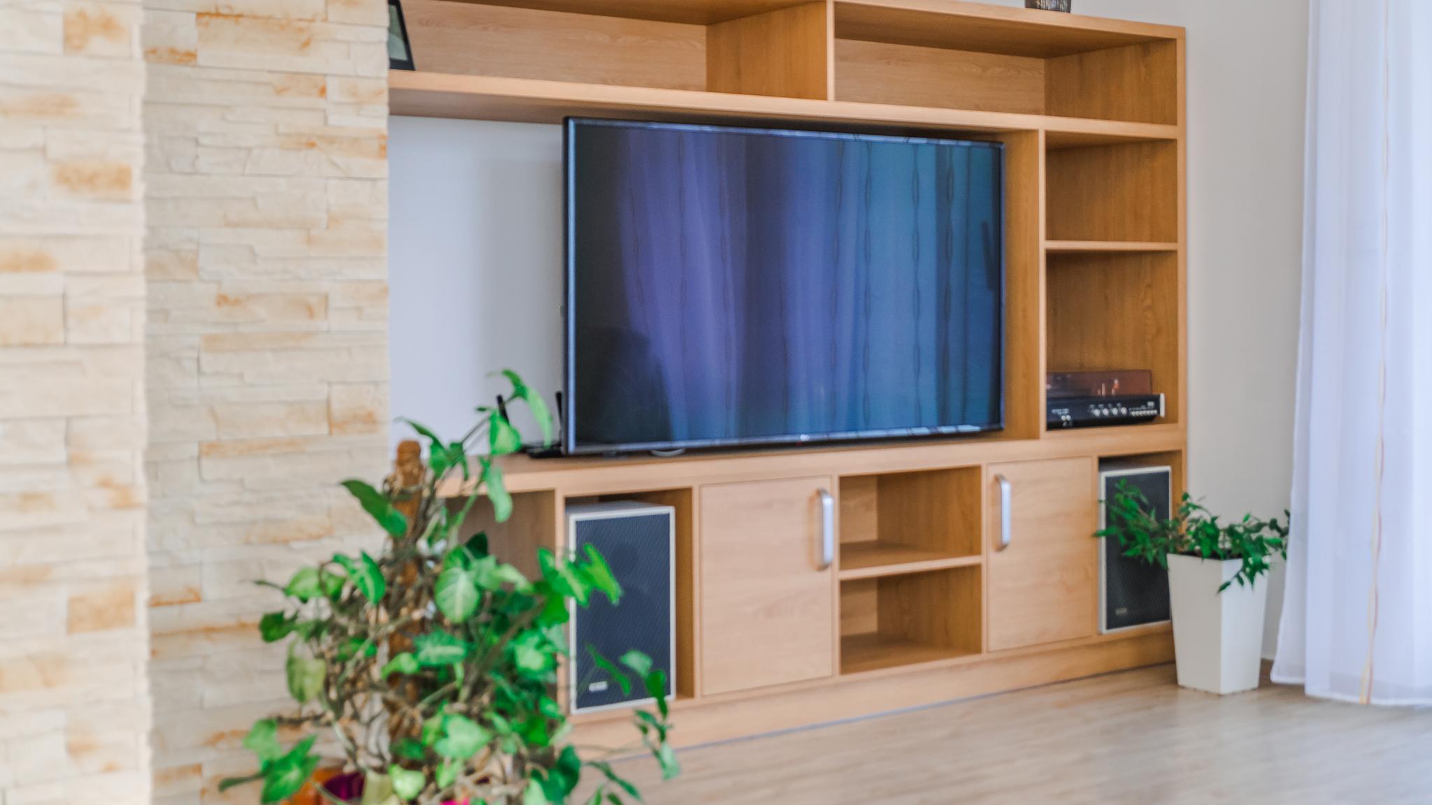 Obývací pokoje - fotogalerie