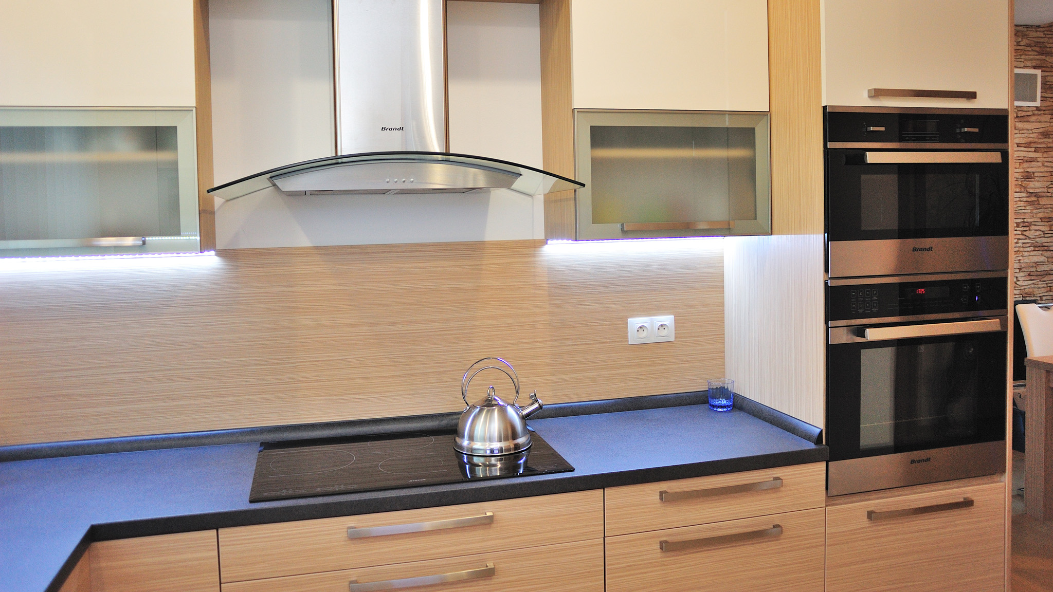 Osvětlení kuchyňských linek