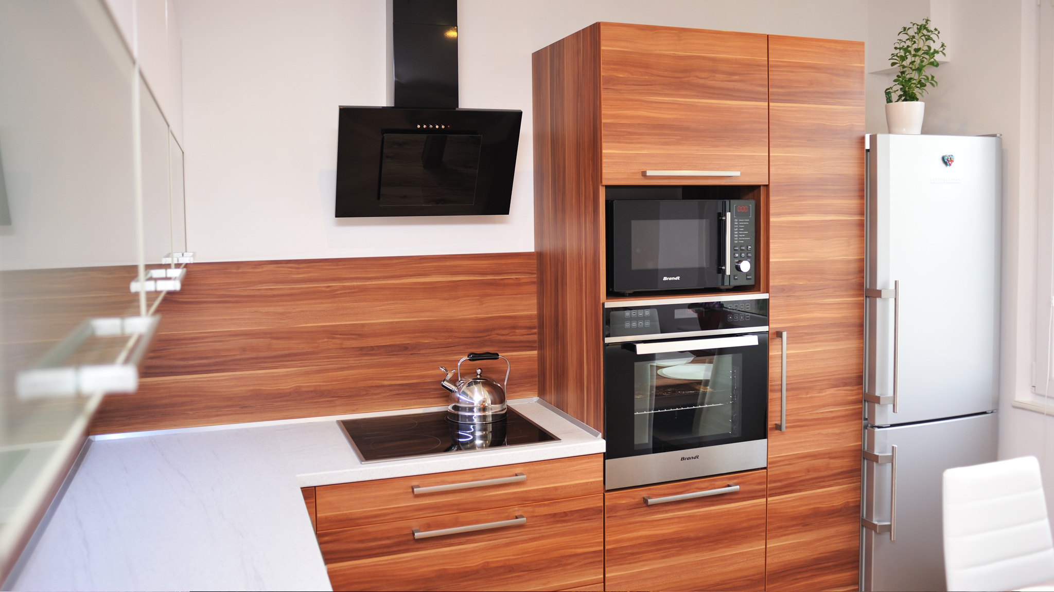 Kuchyně do paneláku