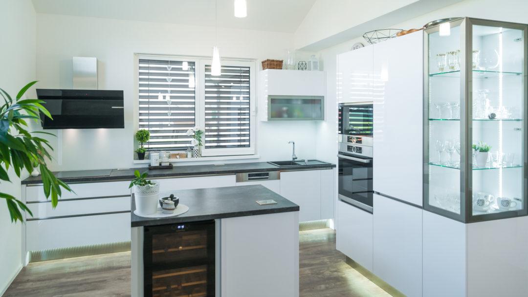 Moderní kuchyně – ergonomie sdlouhou výdrží